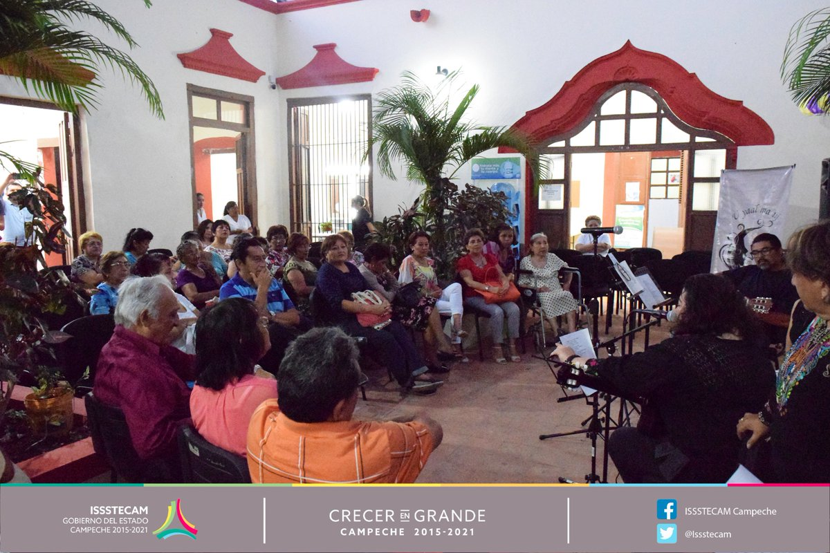 ISSSTECAM Campeche on Twitter: \