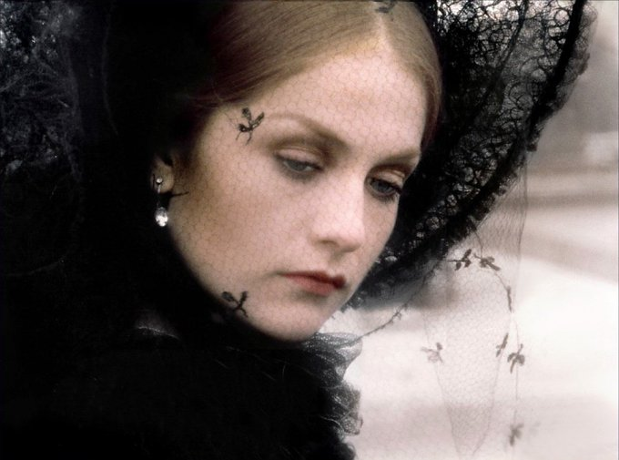 """A film is the reflection of the soul of it\s creator\""  Happy birthday Isabelle Huppert."