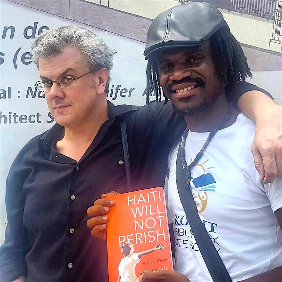 Michael Deibert's photo on Haiti
