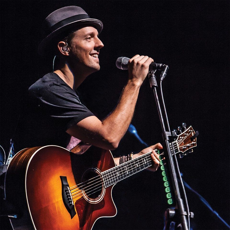 ENTER TO WIN tickets to see @jason_mraz LIVE at #MUSIKF35T on 8/12! Info: buff.ly/2tNkB2X