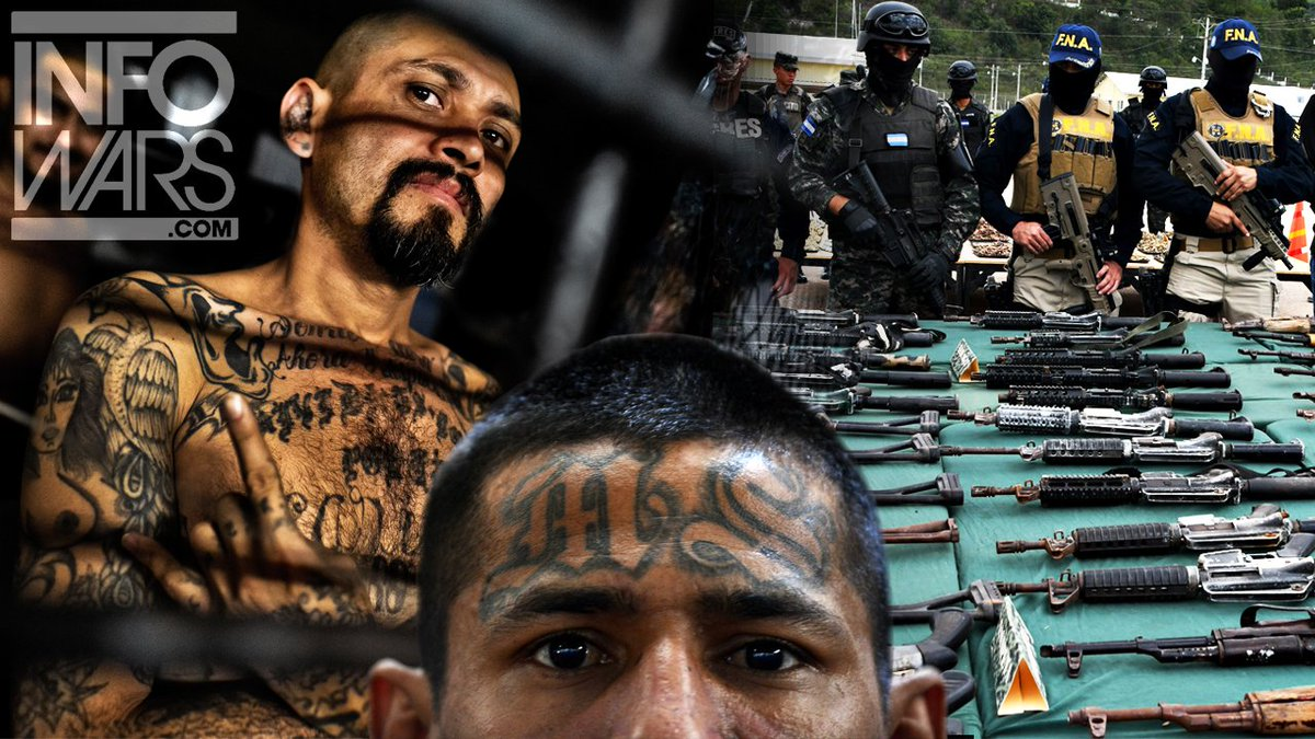 Intel Officer: MS-13 Suspect In Seth Ric...