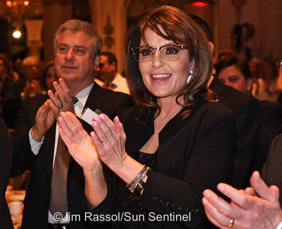 Image result for sarah palin mar a lago