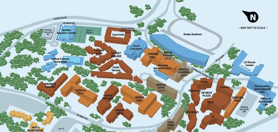 Ucla Housing Map UCLA Housing on Twitter: