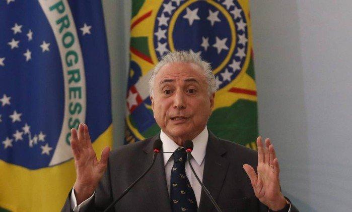 Com morte de Marielle Franco, Michel Temer desiste de ir ao Rio.  https://t.co/4o00UIzKji