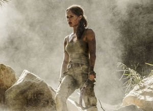 Being Lara Croft takes months of training, plates of protein apnewsarchive.com/2018/It-took-m… -->
