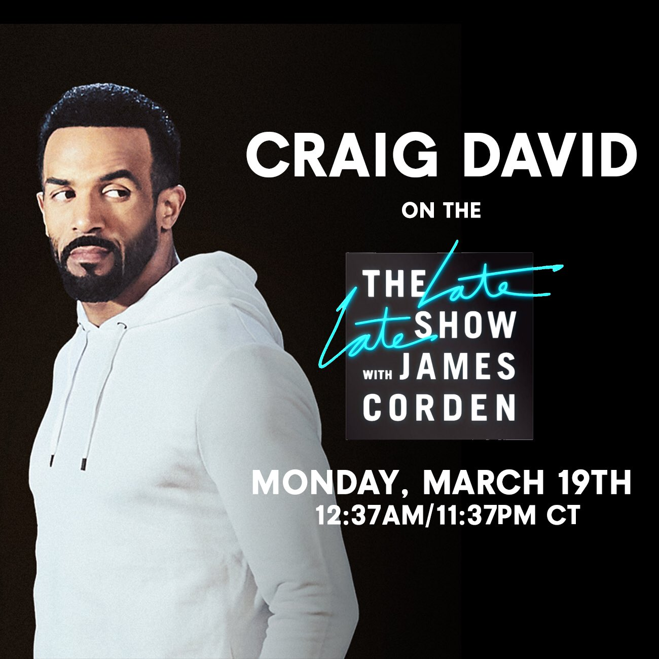 🔥🔥 I'll be performing my single 'I Know You' on the @latelateshow next Monday 👀✨👏🏽 #TheTimeIsNOW 🕗 https://t.co/JujuZHIYYR