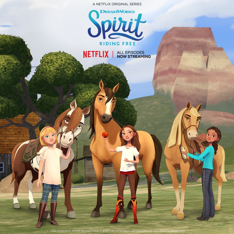 Image result for spirit riding free season 3 and 4