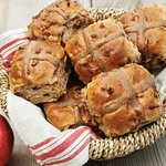 Want to win a 6-pack of Hot Cross Buns? Simply share how Hot Cross Buns are part of your fresh traditions. Enter here: Enter now: https://t.co/NNuiXIoDHh