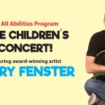 All Abilities Live Children's Concert with @kerryfenster is coming to Lawndale (3/20) & @MalibuLibrary (3/29) this month! Make plans to join us! https://t.co/DMNhuLhzck