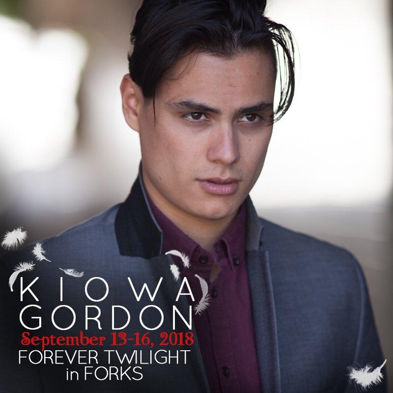 Forever Twilight On Twitter Announcement Kiowa J Gordon