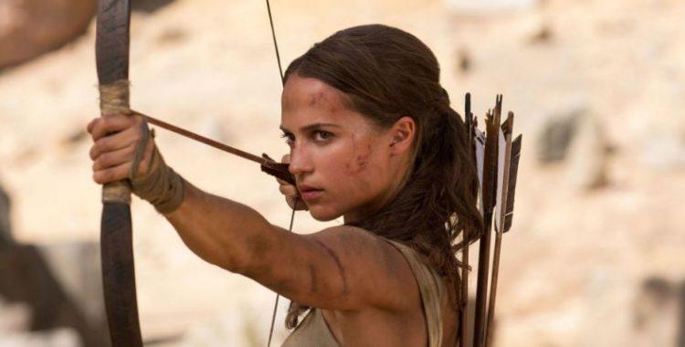 Tomb Raider - A Origem é a maior estreia...