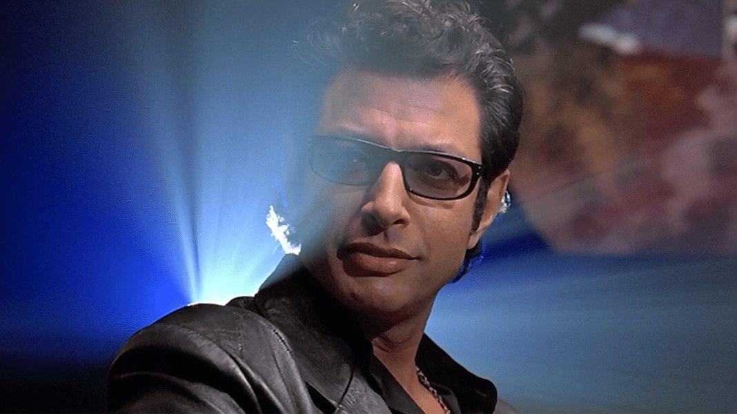 Jeff Goldblum vai reprisar o papel do Dr...