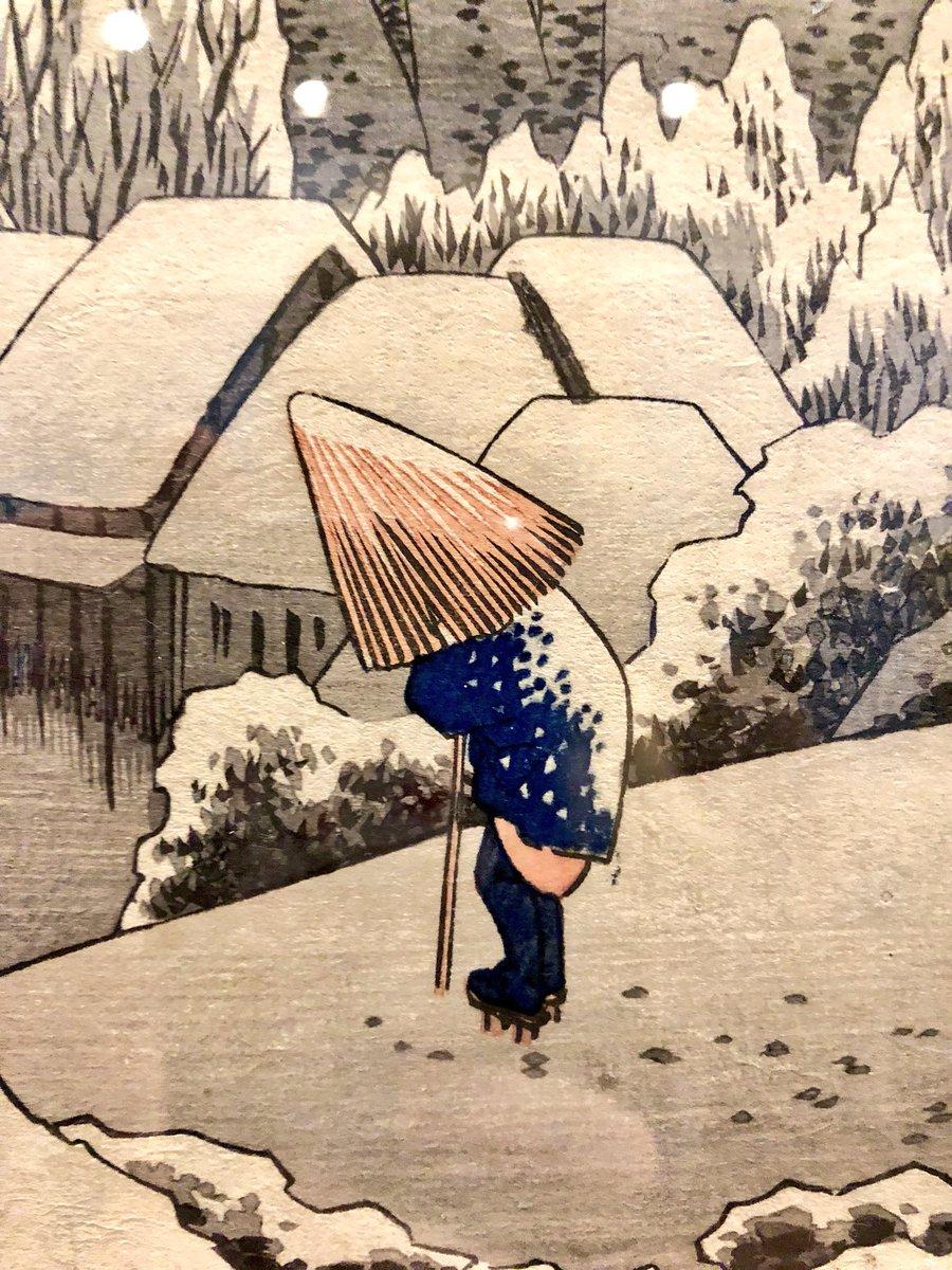 Bella la mostra di Hiroshige alle Scuderie del Quirinale. Viene voglia di andare in Giappone 😉🇯🇵 @japaninpictures @parisalwayswalk @romewise @SandroBrizzola4 @Mustapha1508 @caputmundiHeidi @archivetro @TrastevereRM @CiriSince1978 @sfnnicita @BeautyfromItaly @903d361525e24d4