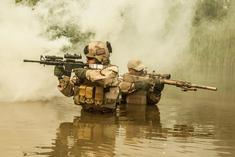 Navy SEAL's approach for effectively lea...