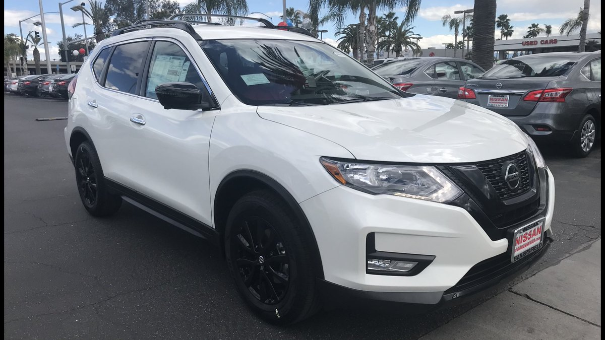 nissan rogue sport 2018 midnight edition