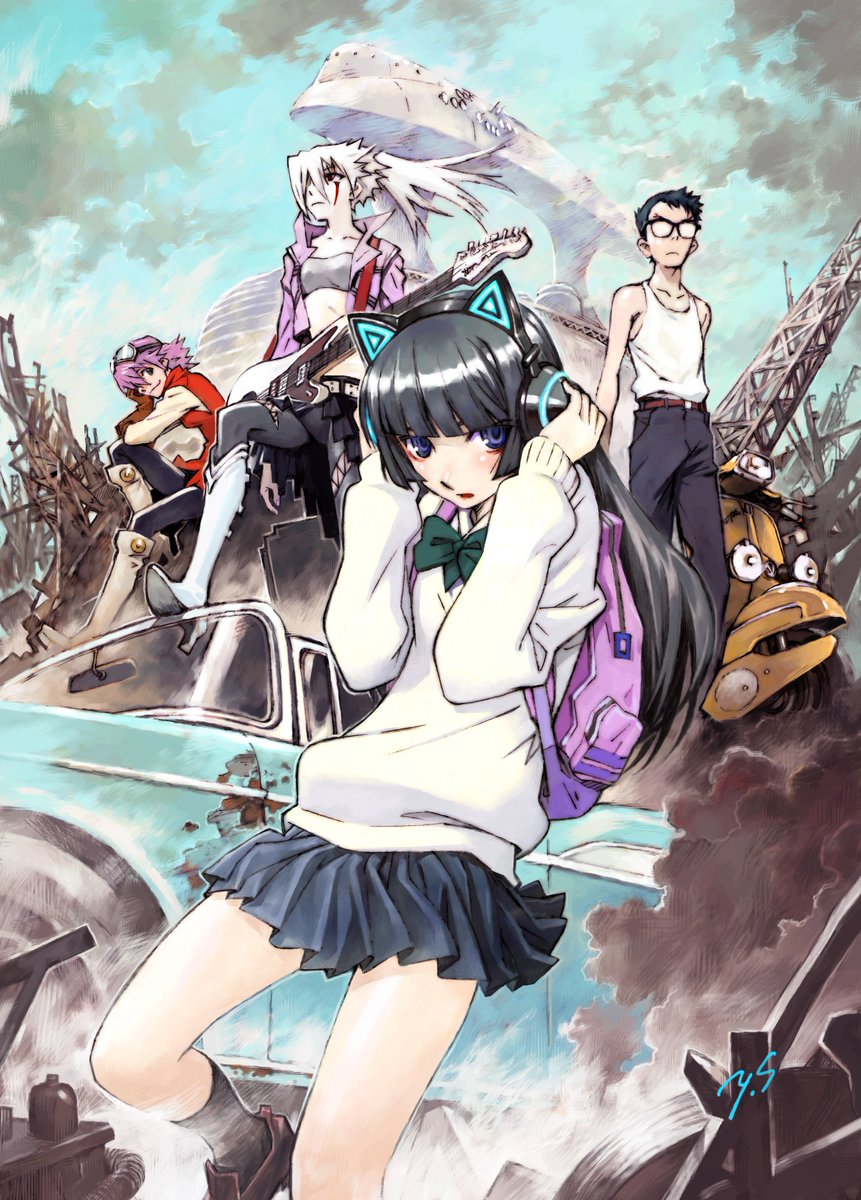production i g and toho s flcl 2 3 releases new key art