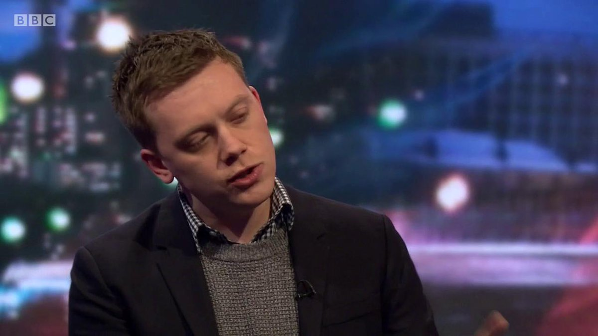 What sort of country do we live in where the media constantly tries to portray the leader of the opposition, who was the only one who stood up in solidarity with Russias opposition... as an agent of foreign powers? @OwenJones84 asks #newsnight