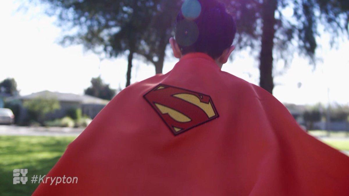 Krypton on Twitter