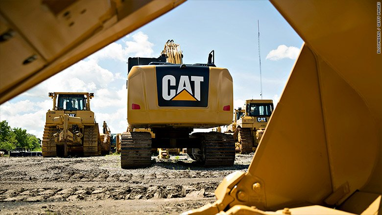 caterpillar could eliminate nearly 900 jobs in the us and central america the company said