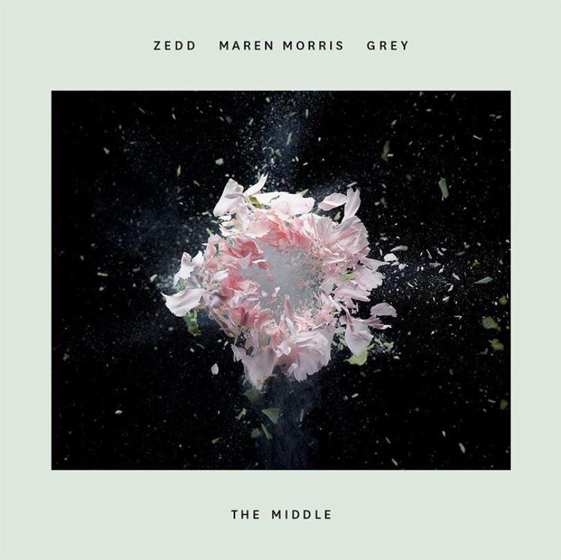 .@Zedd w/ @MarenMorris &   is@greymusiqu#TheMiddlee your #2 song on  t#TrendingAt7onight! LISTEN LIVE: https://t.co/3DMwnr8Avl