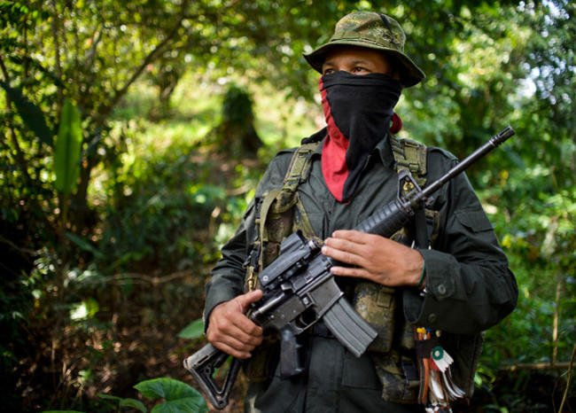 Combates en el Catatumbo habrían pasado...