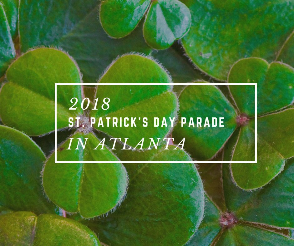 Celebrate #St.PatricksDay at the annual parade beginning at noon tomorrow! Make sure to wear green!  For parade info: https://t.co/dBFL36qWmx https://t.co/d5XO0lG7VN