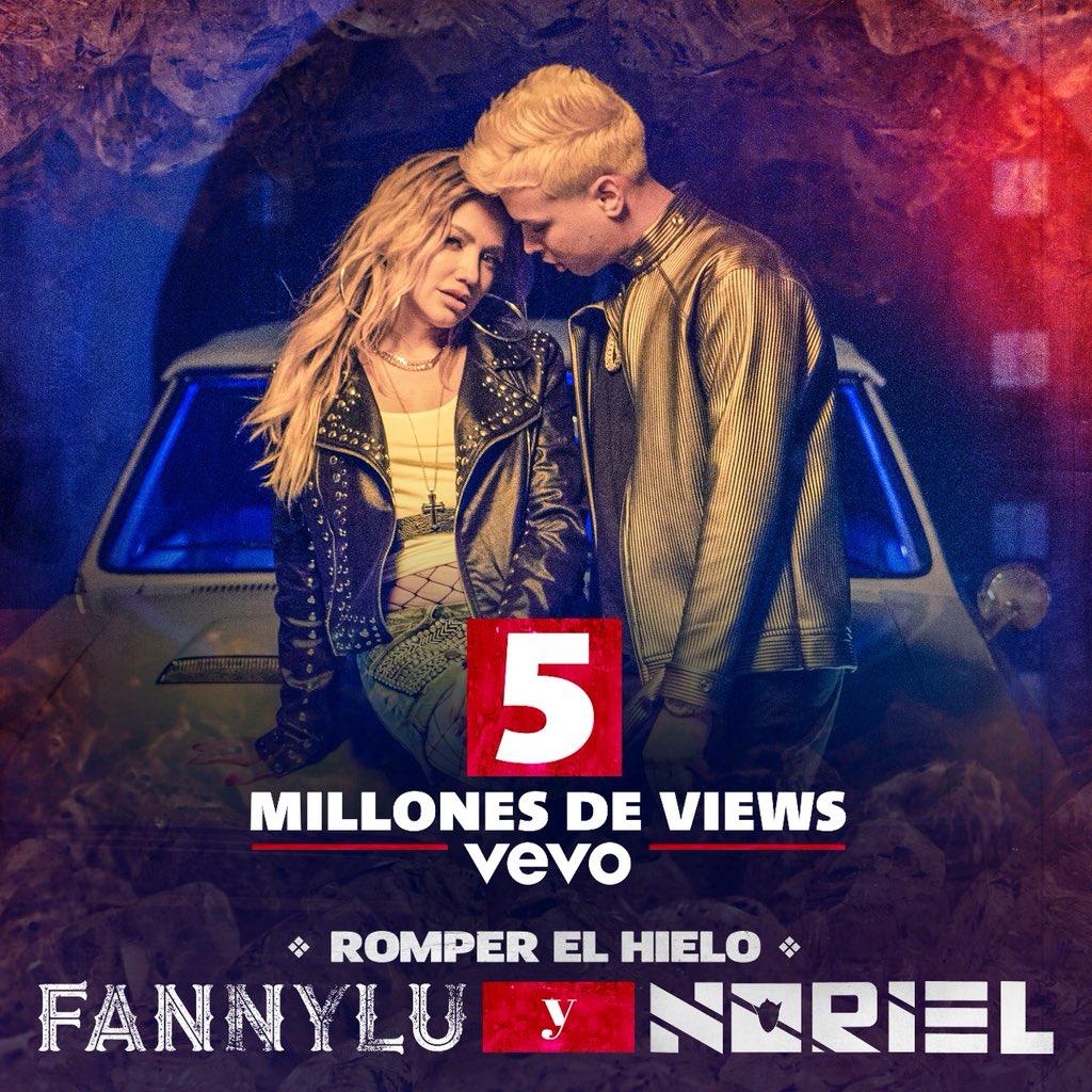 5Millones de gracias a los fans de @Fann...