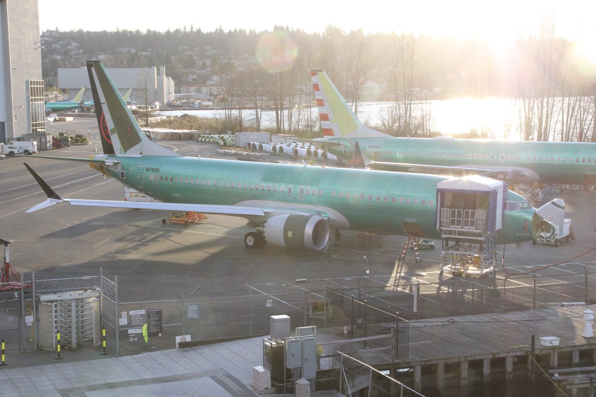 Boeing 737max Production Delivery Thread 2018 Page 5