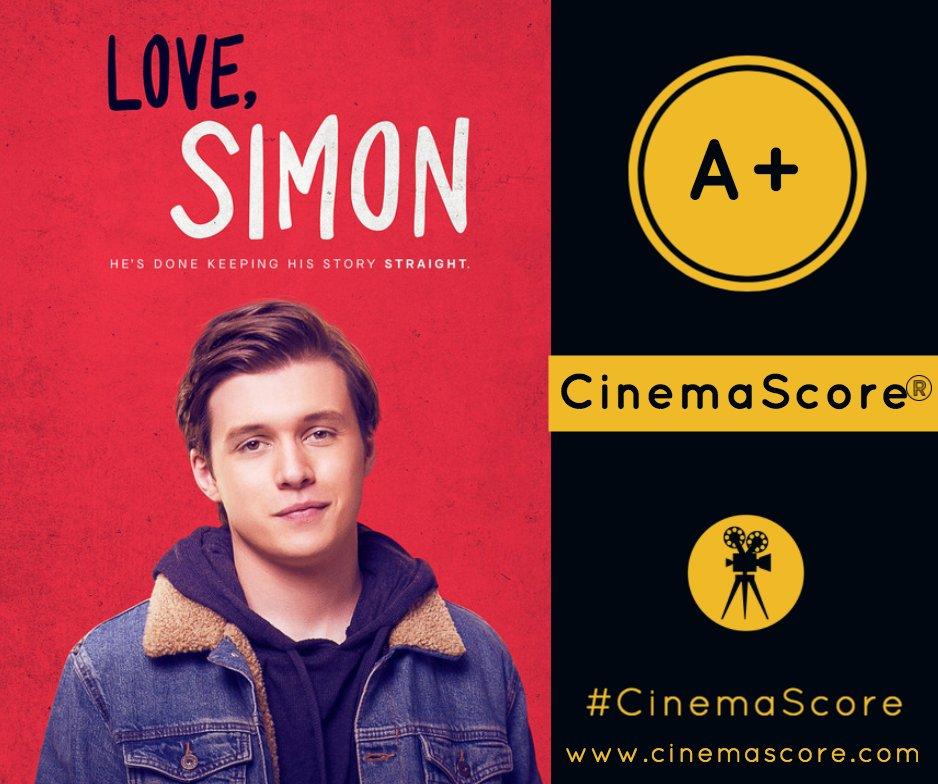 Congrats on your A+ #CinemaScore! @notnickrob #JenniferGarner @joshduhamel @katherinelchile @AlexandraShipp @LoganmMiller