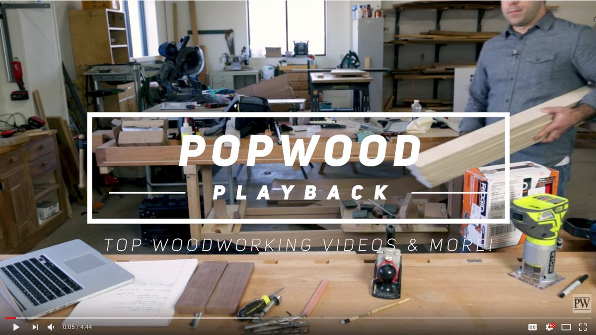 Popwood Playback #11 – Top Woodworking V...