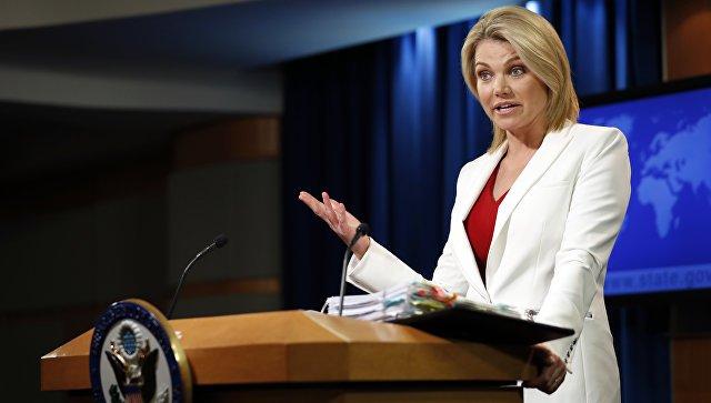 Посольство в США заявило о вмешательстве представителя Госдепа во внутренние дела России https://t.co/cFaG2x6VP5