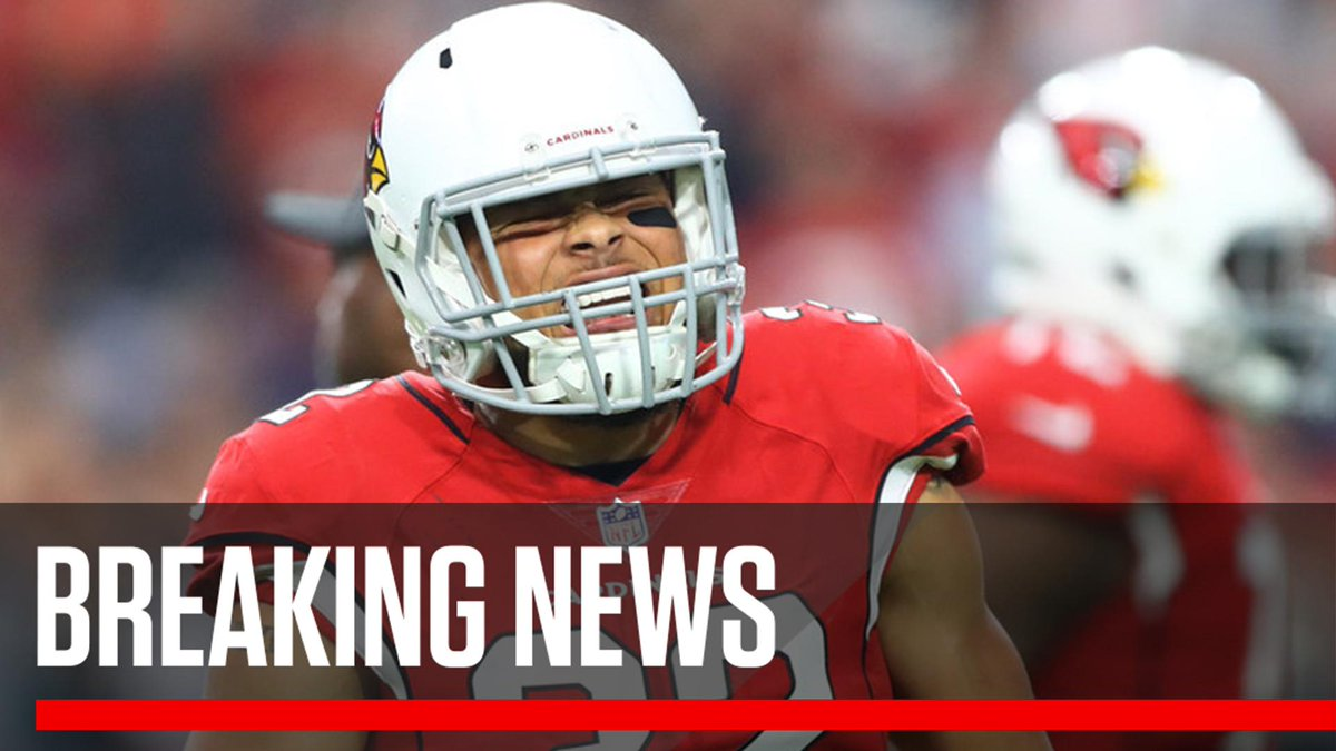 Breaking: Former Cardinals safety Tyrann Mathieu has reached an agreement on a one-year deal with the Texans, sources told @AdamSchefter.