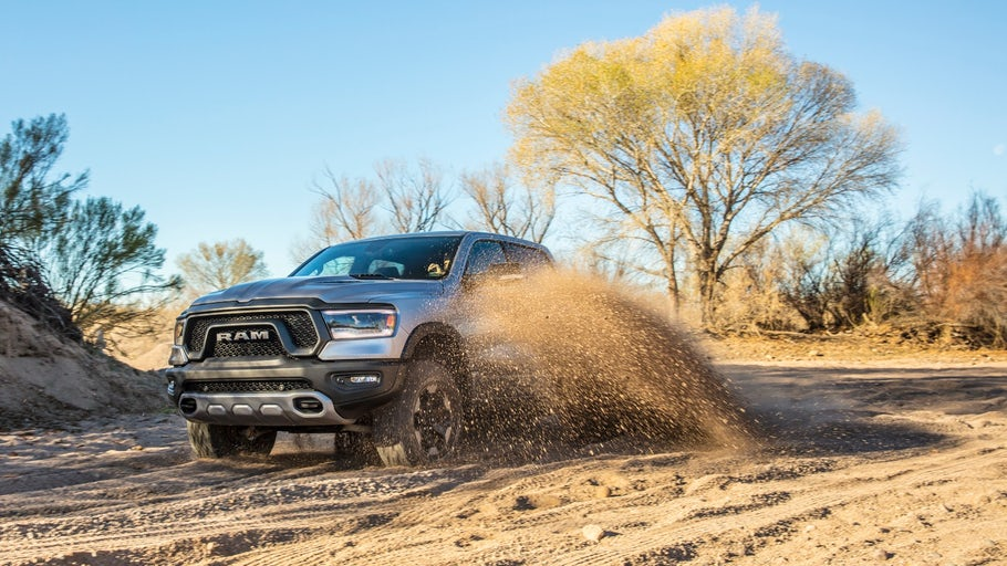 First Drive: 2019 Ram 1500, the all-new and highly capable pickup truck - https://t.co/dK9kfVbaKa