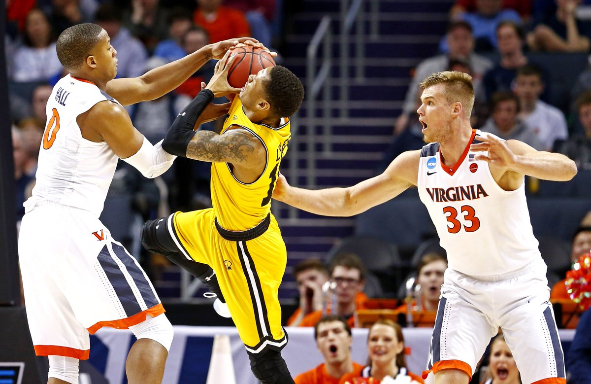 UMBC MAKES NCAA HISTORY: UMBC becomes first No. 16 seed to beat No. 1 seed in beatdown of Virginia https://t.co/HRMmx8ZK2K #MarchMadness via @NBCSports