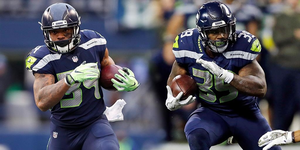 Seahawks moving on from two RBs: on.nfl.com/uvvZLG (via @RapSheet)