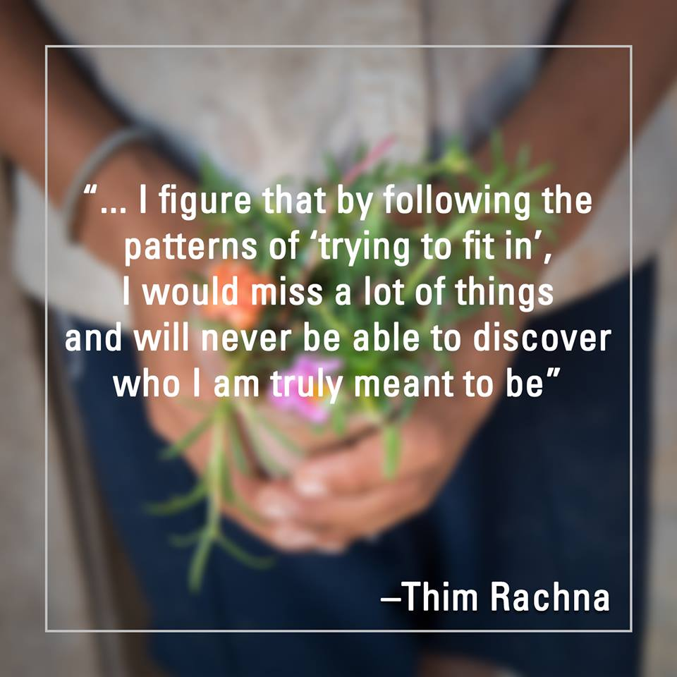 Check out quote from Rachana,Cambodia #VoicesofYouth blogger  and have a great weekend! #VoY
