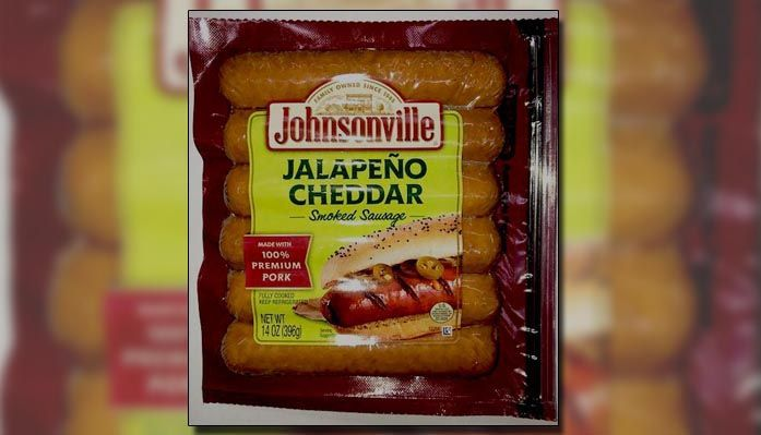 Johnsonville recall: Jalapeno cheddar sausages possibly contaminated #wmc5 >>https://t.co/pTT5LsZZzO