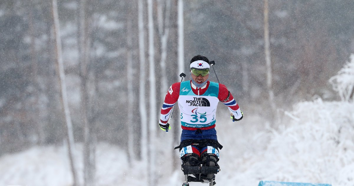 신의현, 한국 동계패럴림픽 사상 첫번째 금메달 땄다 https://t.co/l1231QVxvK