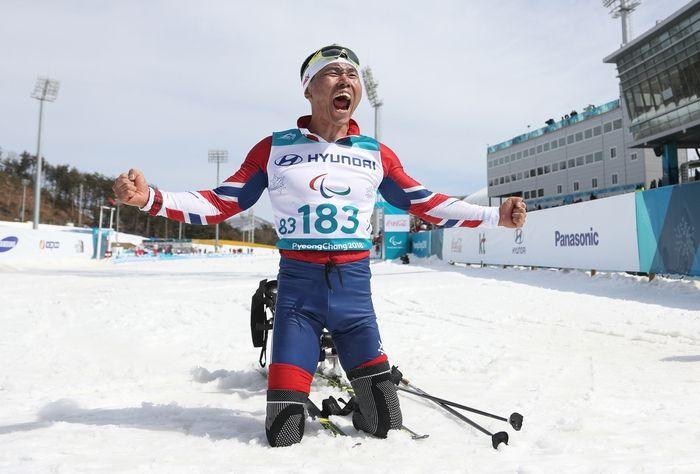 신의현, 겨울패럴림픽 첫 금메달 쾌거 https://t.co/lGhSMwbRsh
