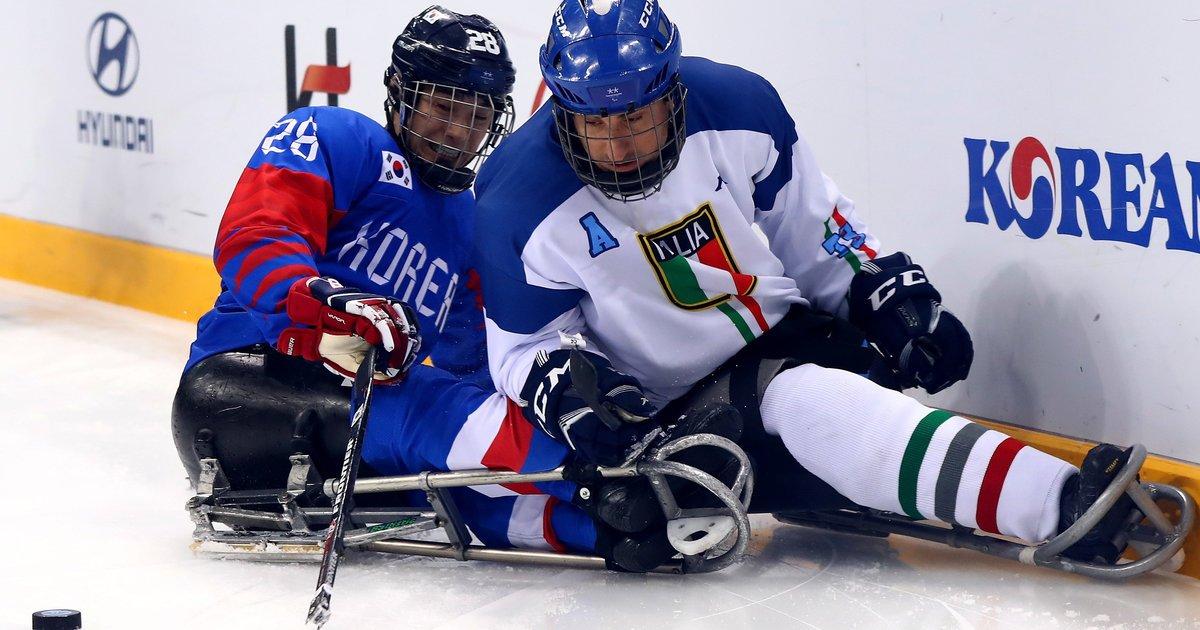 한국 패럴림픽 아이스하키 팀, 사상 첫 동메달 획득 https://t.co/i0Bnhd1JoO