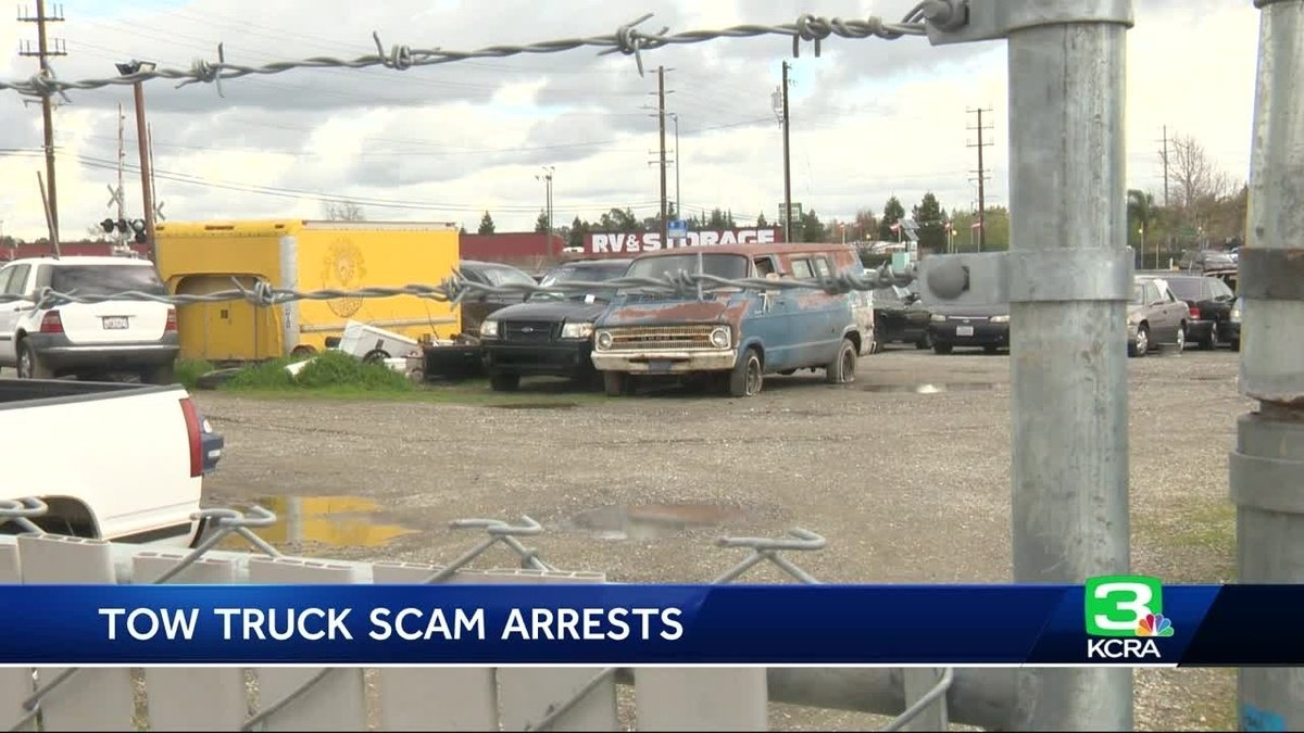CHP: Illegal tow truck scam impacted 250 people, possibly more https://t.co/2h1Hx1Gp2y