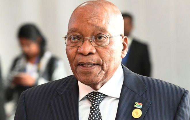 Jacob Zuma twitter.