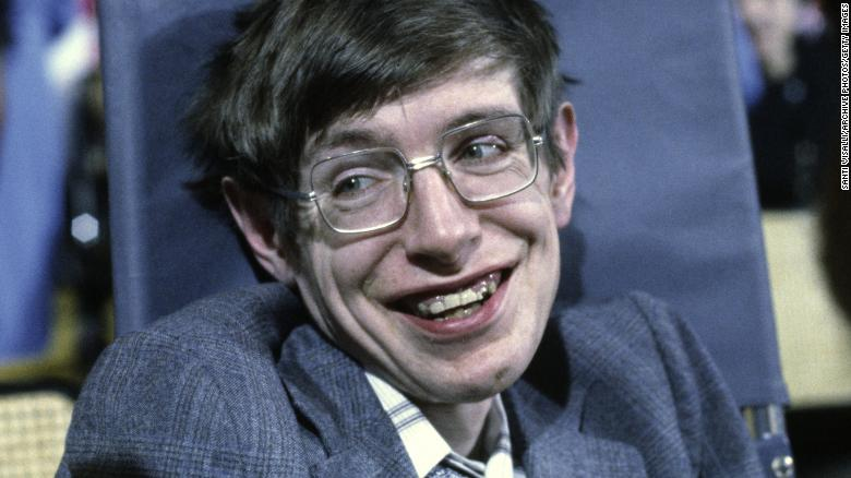 Stephen Hawking overcame a debilitating disease to publish wildly popular books probing the mysteries of the universe.   But what is ALS, the condition he lived with for over 5 decades? https://t.co/ShRd69f9Th