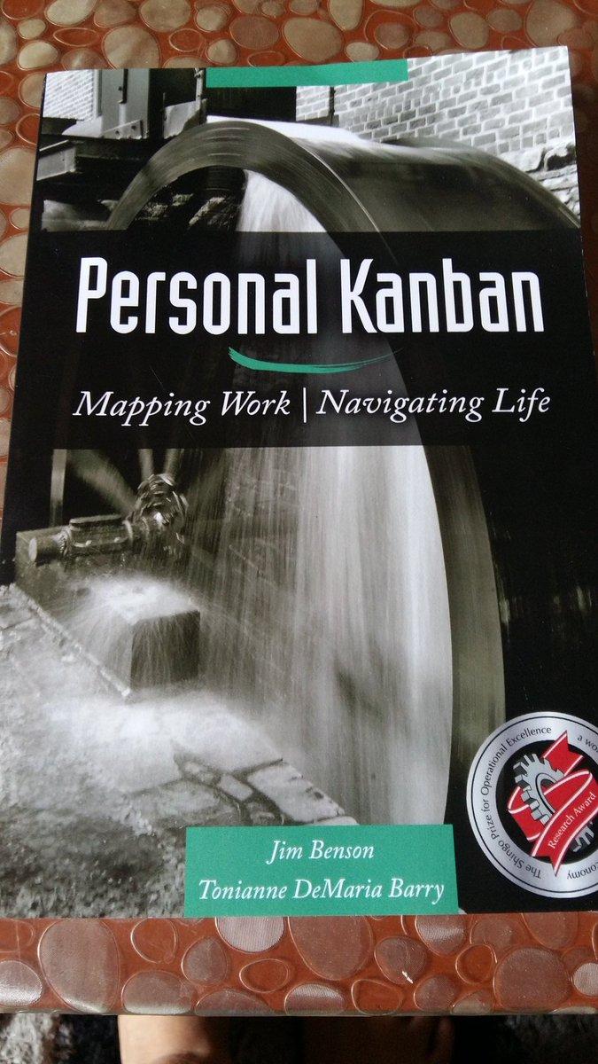 Loving the stories of Personal Kanban!!...