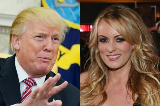 Le face-à-face s'envenime entre l'actrice porno Stormy Daniels et l'avocat de Trump https://t.co/8gC6bSffK3