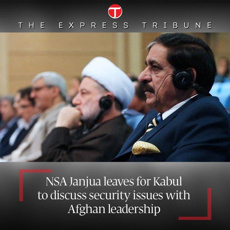 National security adviser expected to meet Afghan President Ashraf Ghani and Chief Executive Abdullah Abdullah  https://t.co/UkSQwajDEA
