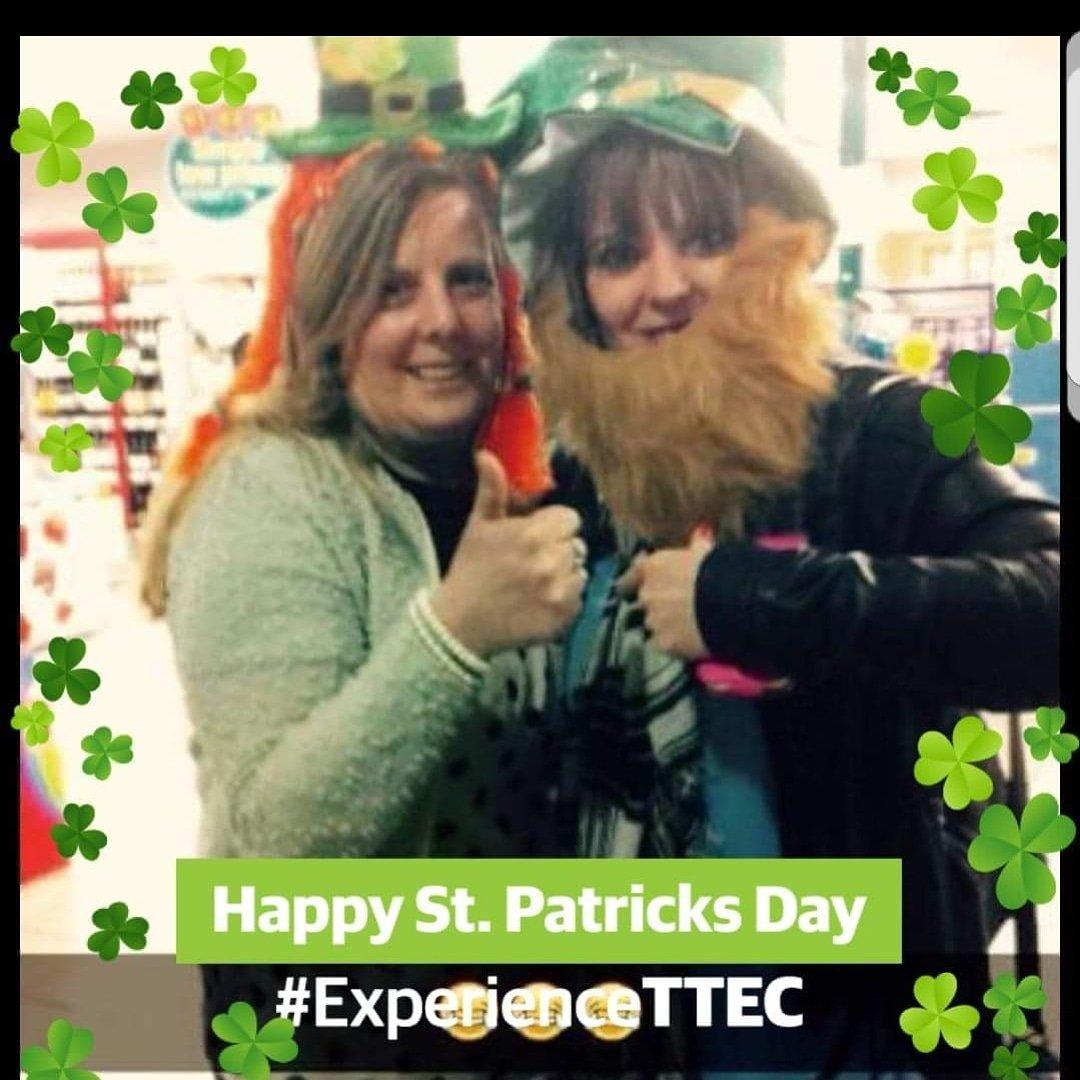 Happy st Patrick's day everyone!!! Xx CO...
