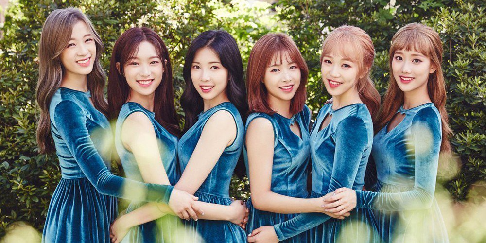 April return with 'The Blue Bird' on 'Show! Music Core'! https://t.co/i6lU3o5QNv