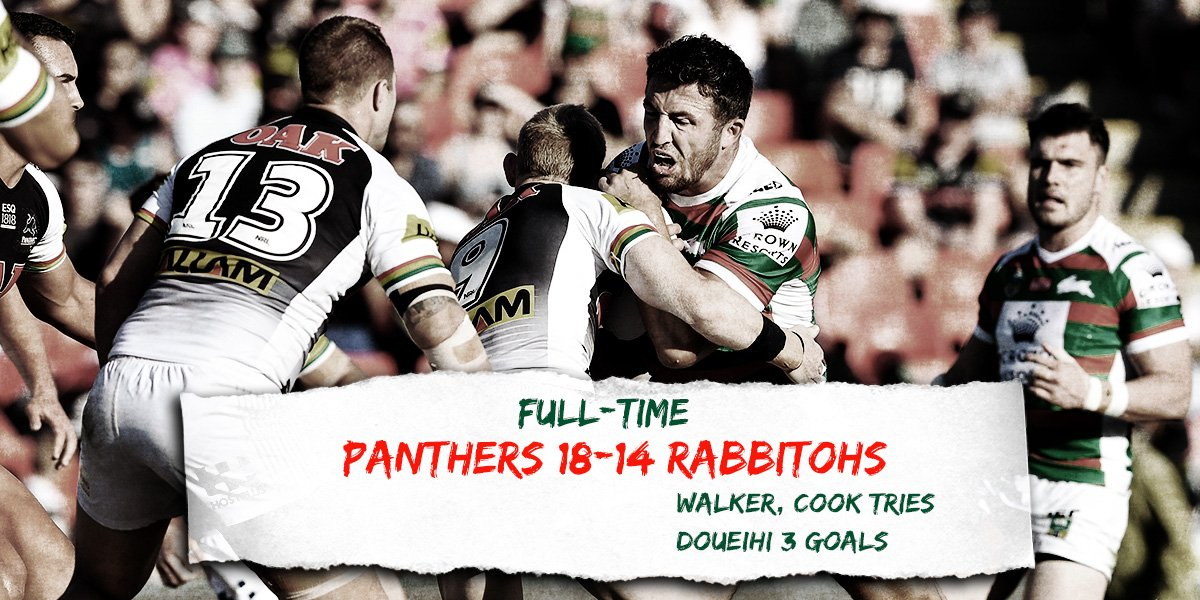 A frustrating finish as the Panthers sna...