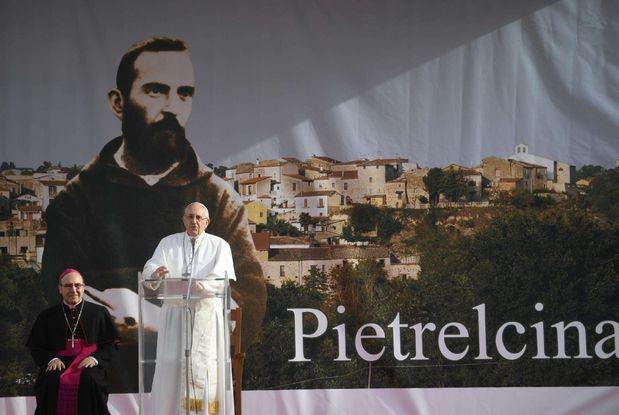 #Pietrelcina #padrePio. Papa Francesco: darei il Nobel agli anziani https://t.co/5BTb6IRmdj